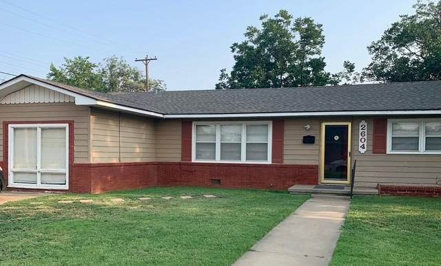 2604 W 10th Street, Plainview, TX 79072 (MLS #202108355) :: Better Homes and Gardens Real Estate Blu Realty