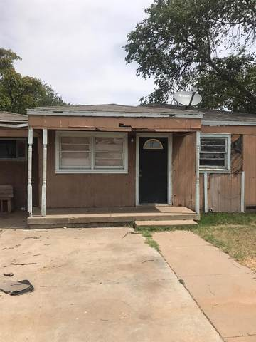 3308 2nd Street, Lubbock, TX 79415 (MLS #202108359) :: Better Homes and Gardens Real Estate Blu Realty