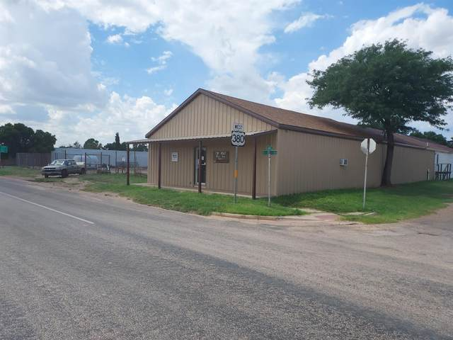 302 W 8th Street, Post, TX 79356 (MLS #202108011) :: Duncan Realty Group