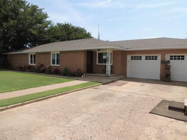 205 Henderson Avenue, Amherst, TX 79312 (MLS #202108381) :: Scott Toman Team