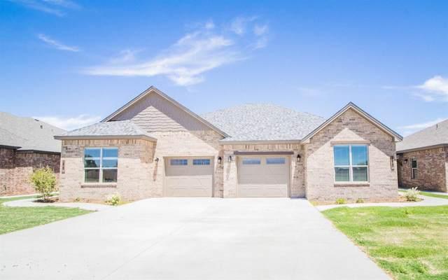 1722 102nd Street, Lubbock, TX 79423 (MLS #202108429) :: Lyons Realty