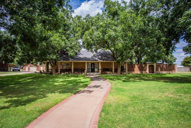7314 74th Street, Lubbock, TX 79424 (MLS #202108375) :: Stacey Rogers Real Estate Group at Keller Williams Realty