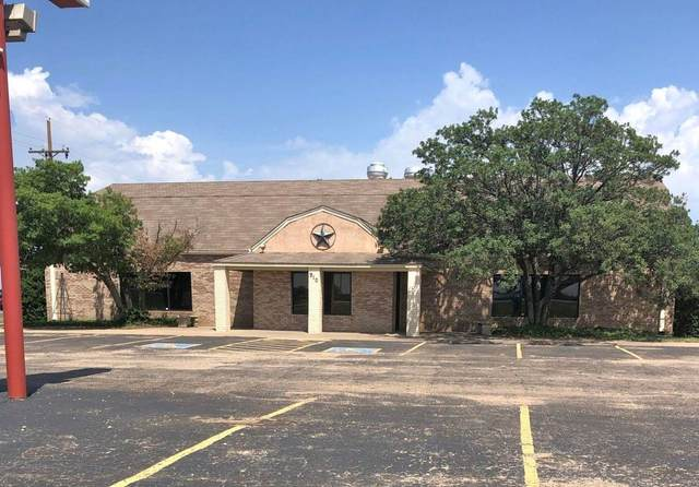 910 N Interstate 27, Plainview, TX 79072 (MLS #202108471) :: The Lindsey Bartley Team