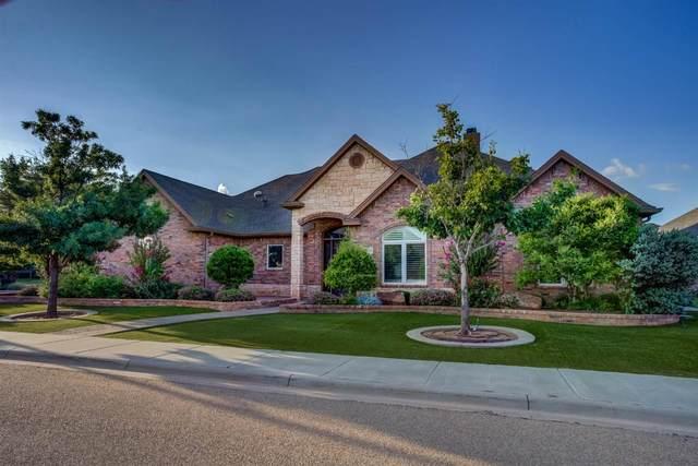 4510 103rd Street, Lubbock, TX 79424 (MLS #202108410) :: Lyons Realty