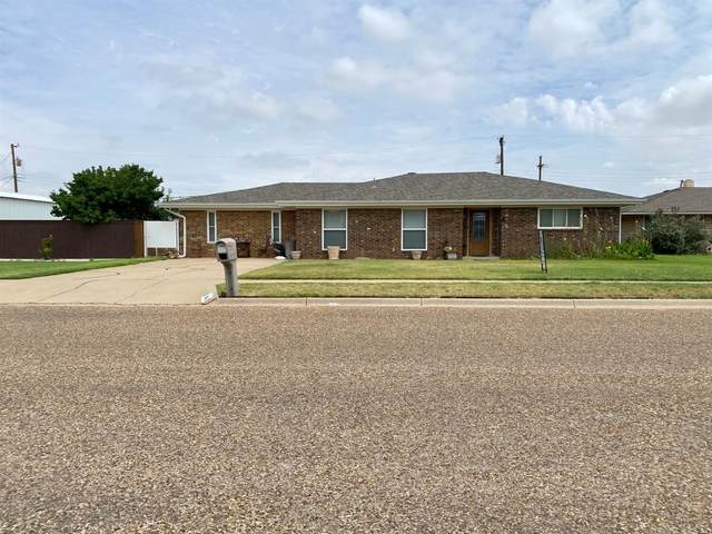 305 E 8th Street, Denver City, TX 79323 (MLS #202108482) :: Better Homes and Gardens Real Estate Blu Realty