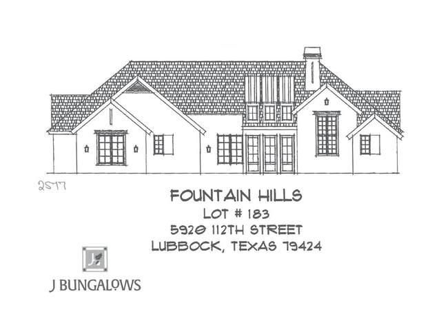 5920 112th Street, Lubbock, TX 79424 (MLS #202107313) :: Lyons Realty