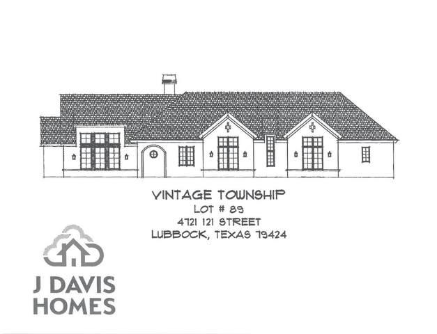 4721 121st Street, Lubbock, TX 79424 (MLS #202107315) :: Lyons Realty