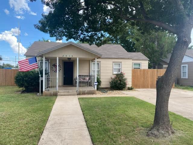2515 33rd Street, Lubbock, TX 79410 (MLS #202108681) :: Scott Toman Team