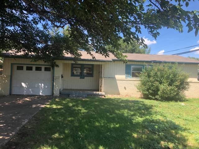 3002 43rd Street, Lubbock, TX 79413 (MLS #202108702) :: Scott Toman Team