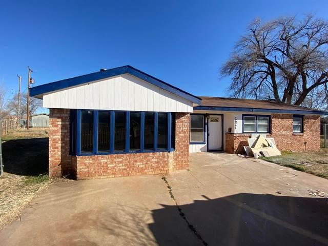 2621 E Baylor Street, Lubbock, TX 79403 (MLS #202108859) :: Scott Toman Team