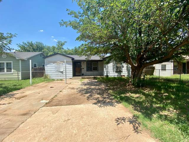 3208 2nd Street, Lubbock, TX 79415 (MLS #202108863) :: Better Homes and Gardens Real Estate Blu Realty