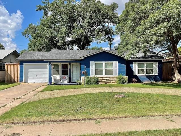4206 41st Street, Lubbock, TX 79413 (MLS #202108827) :: McDougal Realtors