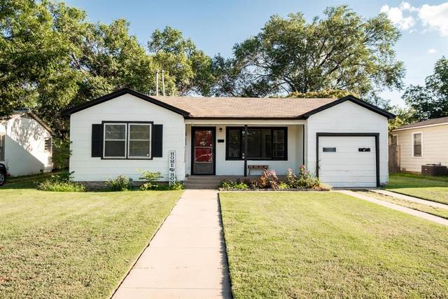 4009 32nd Street, Lubbock, TX 79410 (MLS #202108949) :: Better Homes and Gardens Real Estate Blu Realty