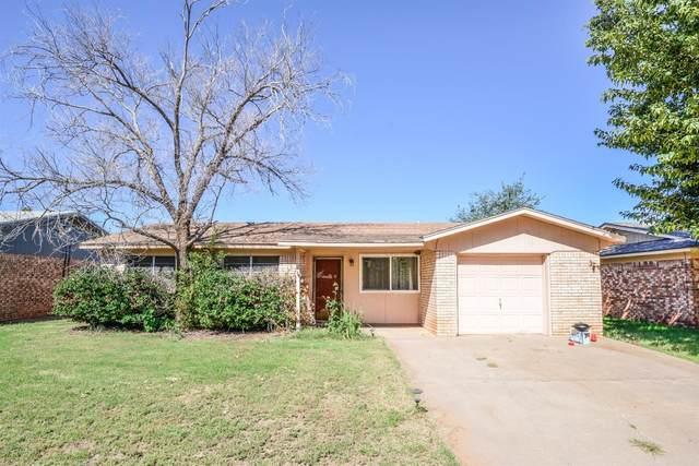 7416 Globe Avenue, Lubbock, TX 79404 (MLS #202108745) :: Duncan Realty Group