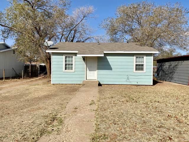 408 39th Street, Lubbock, TX 79404 (MLS #202108775) :: The Lindsey Bartley Team