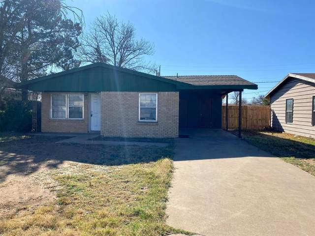 2408 E 8th Street, Lubbock, TX 79403 (MLS #202108777) :: The Lindsey Bartley Team