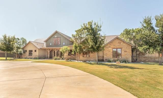 8909 County Road 6870, Lubbock, TX 79407 (MLS #202108995) :: Rafter Cross Realty