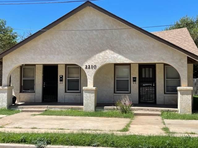2210 Ave U, Lubbock, TX 79411 (MLS #202109079) :: The Lindsey Bartley Team
