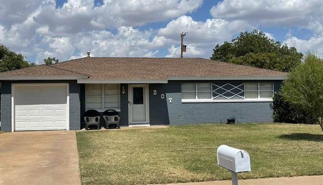 207 Pat Street, Levelland, TX 79336 (MLS #202109090) :: Better Homes and Gardens Real Estate Blu Realty