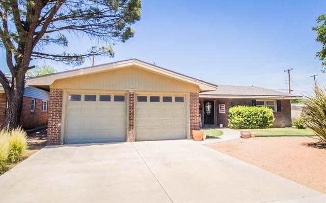 5440 8th Street, Lubbock, TX 79416 (MLS #202109048) :: Duncan Realty Group