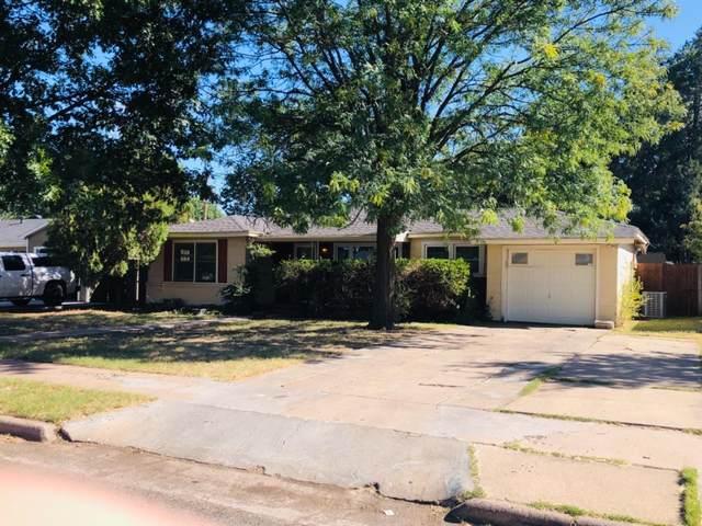 4213 40th Street, Lubbock, TX 79413 (MLS #202109146) :: Lyons Realty