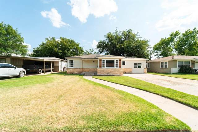 3809 30th Street, Lubbock, TX 79410 (MLS #202109164) :: Stacey Rogers Real Estate Group at Keller Williams Realty