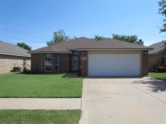 532 N Kirby Avenue, Lubbock, TX 79416 (MLS #202109224) :: Scott Toman Team