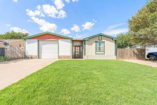 2602 Cornell Street, Lubbock, TX 79415 (MLS #202108564) :: Duncan Realty Group