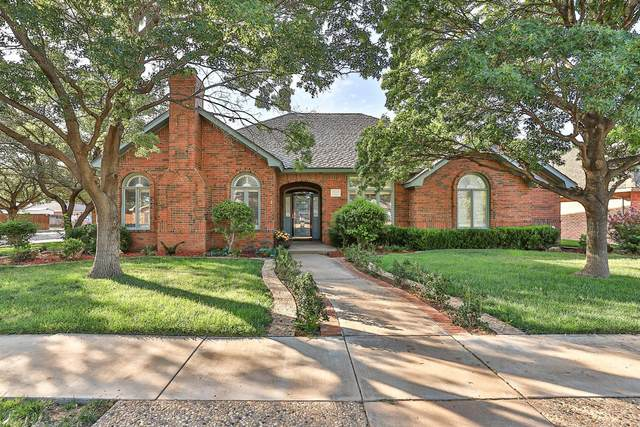 6013 78th Street, Lubbock, TX 79424 (MLS #202109217) :: McDougal Realtors