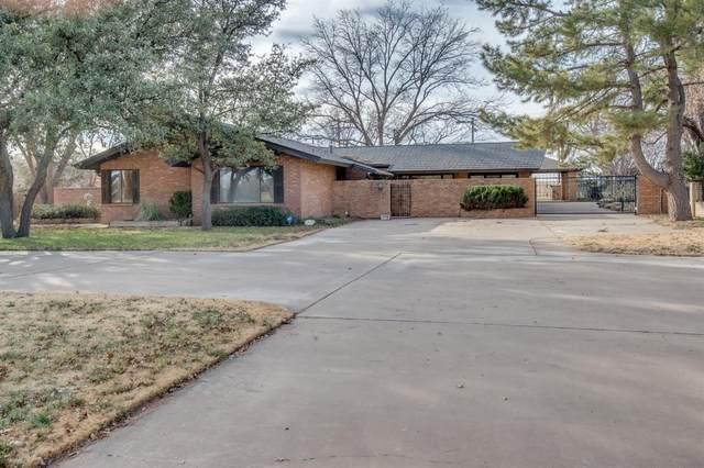 3705 Mesa Road, Lubbock, TX 79403 (MLS #202109115) :: Duncan Realty Group