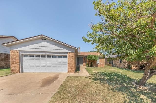 3208 84th Street, Lubbock, TX 79423 (MLS #202109355) :: Lyons Realty