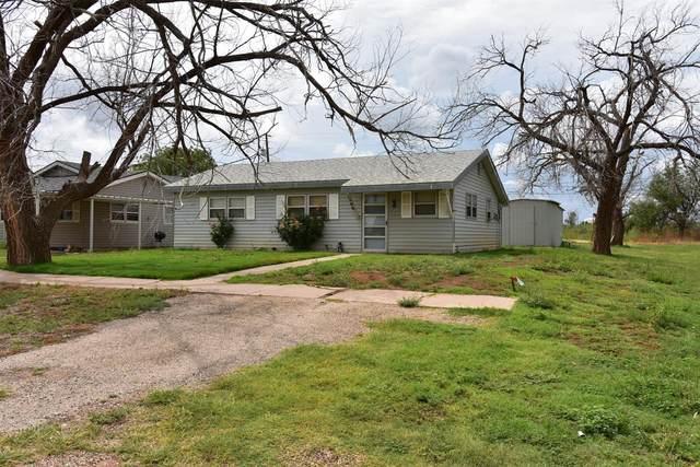 1506 Ave G, Plains, TX 79355 (MLS #202109340) :: Lyons Realty