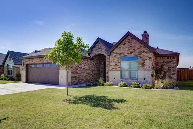 6907 68th Street, Lubbock, TX 79424 (MLS #202109384) :: McDougal Realtors