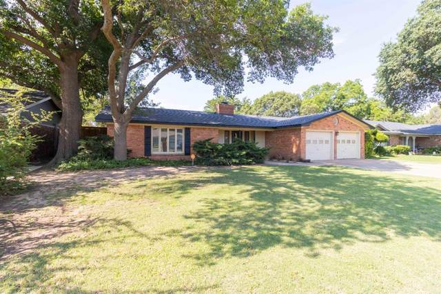 3809 56th Street, Lubbock, TX 79413 (MLS #202109418) :: Lyons Realty