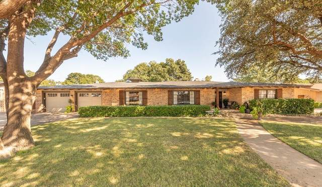 1305 8th Street, Shallowater, TX 79363 (MLS #202109444) :: Duncan Realty Group