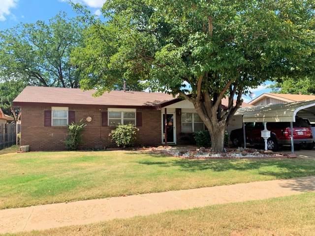 128 Flint Avenue, Levelland, TX 79336 (MLS #202109423) :: Lyons Realty