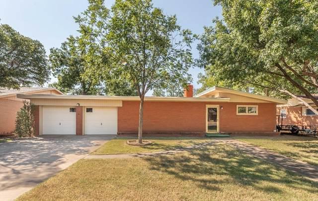 3509 42nd Street, Lubbock, TX 79413 (MLS #202109458) :: McDougal Realtors