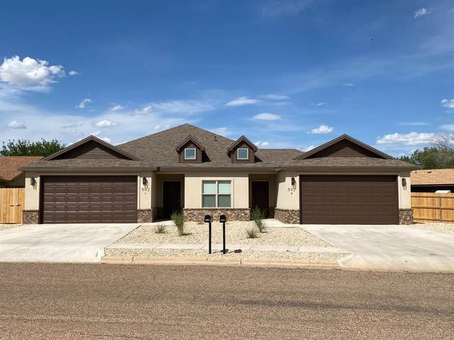 802 N Elkhart Avenue, Lubbock, TX 79416 (MLS #202109474) :: Scott Toman Team
