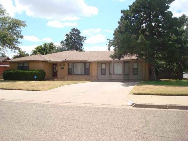 3319 39th Street, Lubbock, TX 79413 (MLS #202109487) :: Scott Toman Team