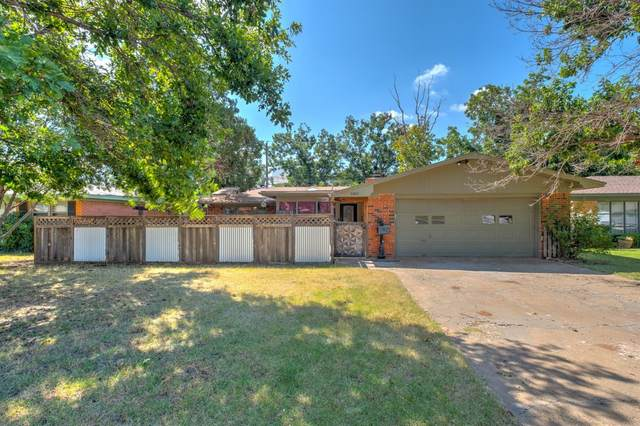 3503 46th Street, Lubbock, TX 79413 (MLS #202109470) :: Scott Toman Team