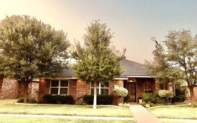 5014 100th Street, Lubbock, TX 79424 (MLS #202109403) :: Duncan Realty Group