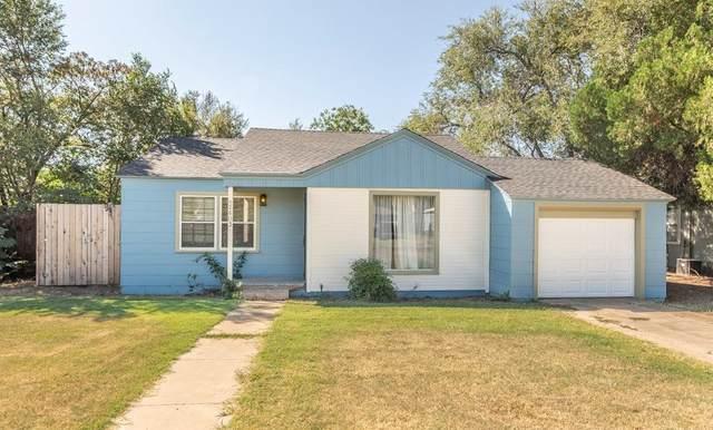 2603 37th Street, Lubbock, TX 79413 (MLS #202109517) :: McDougal Realtors