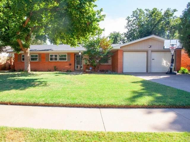 3427 56th Street, Lubbock, TX 79413 (MLS #202109545) :: Rafter Cross Realty