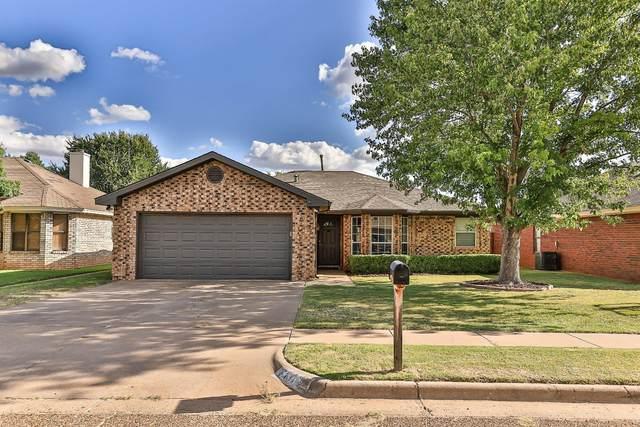 2113 93rd Place, Lubbock, TX 79423 (MLS #202109450) :: McDougal Realtors
