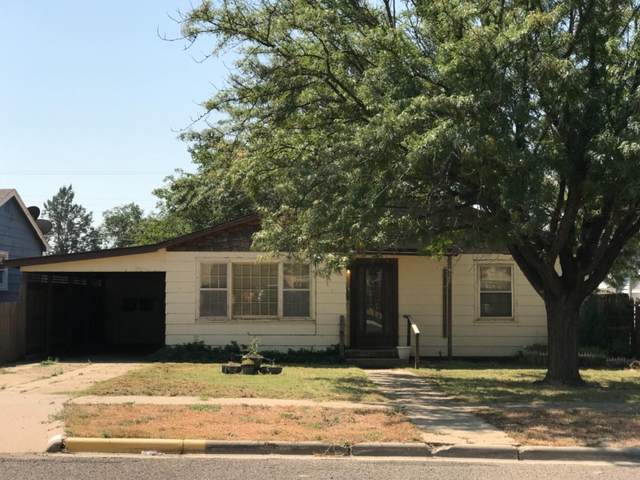 506 12th Street, Levelland, TX 79336 (MLS #202109564) :: Lyons Realty