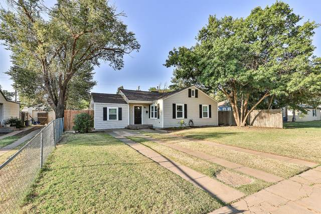 2507 30th Street, Lubbock, TX 79410 (MLS #202109309) :: McDougal Realtors