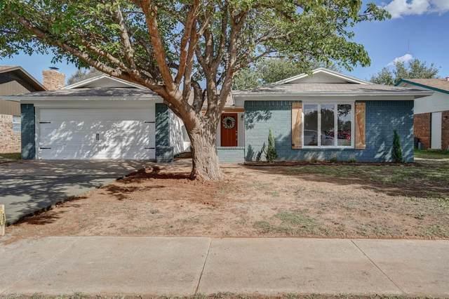 7907 Ave W, Lubbock, TX 79423 (MLS #202108906) :: McDougal Realtors