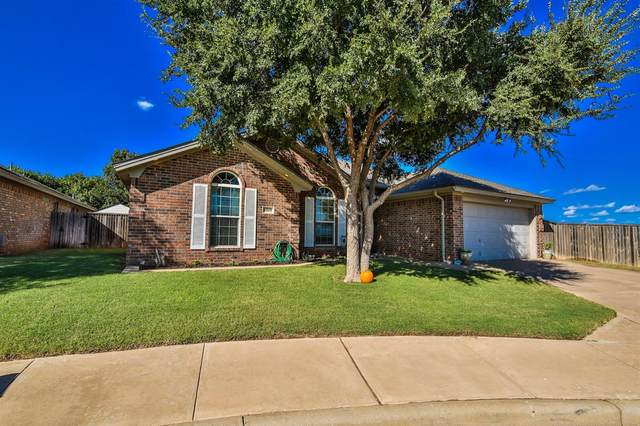 5410 S 101st Street, Lubbock, TX 79424 (MLS #202109583) :: Stacey Rogers Real Estate Group at Keller Williams Realty
