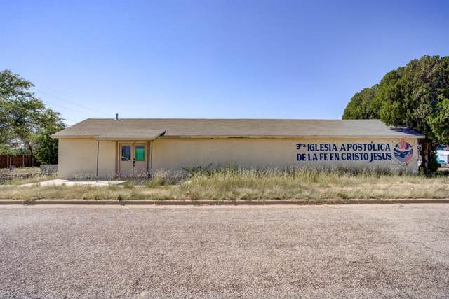 1320 E Rice Street, Lubbock, TX 79403 (MLS #202109561) :: Scott Toman Team