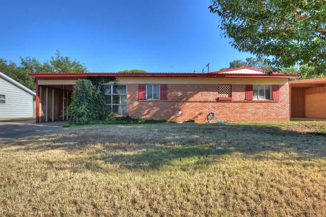 4318 61st Street, Lubbock, TX 79413 (MLS #202109617) :: Lyons Realty